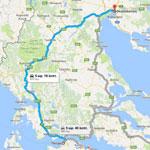 Μεταφορική Πάτρα Θεσσαλονίκη