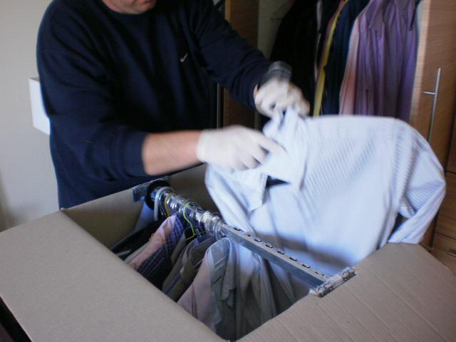 Ειδική συσκευασία πουκαμίσων
